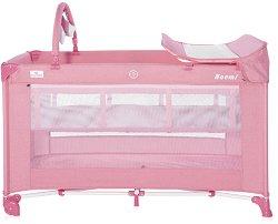 Сгъваемо бебешко легло на две нива - Noemi 2 Layers Plus -