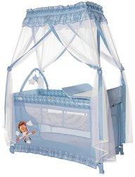 Сгъваемо бебешко легло на две нива - Magic Sleep - продукт