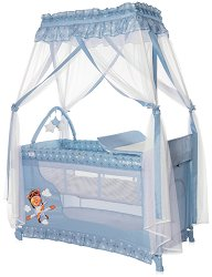 Сгъваемо бебешко легло на две нива - Magic Sleep -