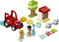 LEGO: Duplo - Трактор - играчка