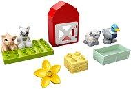 LEGO: Duplo - Животните от фермата - играчка