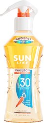 Sun Like Hyaluron Protection Lotion - гел