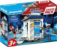 Стартов комплект - Полиция - играчка