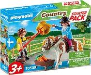 Стартов комплект - Конна езда -
