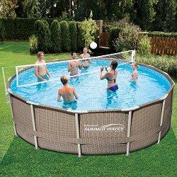 Волейбол за басейн -