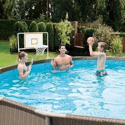 Баскетбол за басейн -