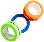 Магнитни пръстени за трикове - топка