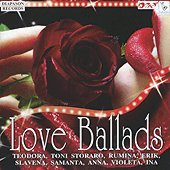 Love Ballads - CD + DVD - албум