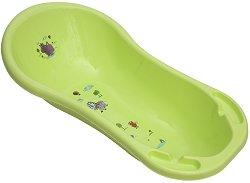 """Бебешка вана за къпане - С дължина 100 cm от серията """"Hippo"""" -"""