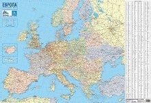 Стенна пътна карта на Европа -