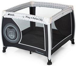 Сгъваема бебешка кошарка - Play'n Relax SQ: Mickey Cool Vibes -
