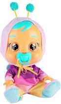 Cry Babies - Вайълет - Плачеща кукла бебе с аксесоари -