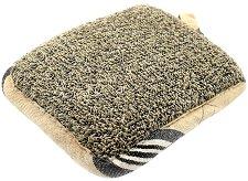 Гъба за баня с естествен лен -