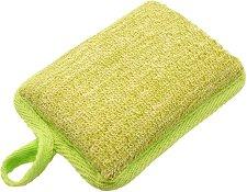 Гъба за баня с бамбуков текстил -