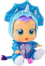 Cry Babies - Фентъзи Тина - Плачеща кукла бебе с аксесоари -