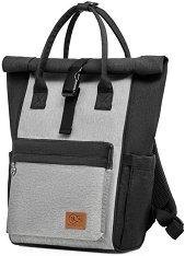 Раница - Moonpack - Аксесоар за детска количка с подложка за преповиване - продукт