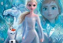 Замръзналото кралство 2 - пъзел