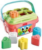 """Сортер в куфарче - Образователна играчка за сортиране от серията """"Play For Future"""" -"""