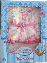 Рокля с коланче - Warm Baby - кукла