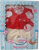 Блузка и панталон - Warm Baby - играчка