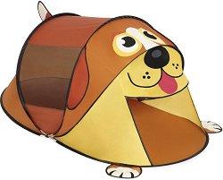 Детска палатка - Куче - играчка