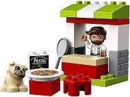LEGO: Duplo - Щанд за пица - играчка