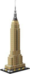 LEGO: Architecture - Емпайър Стейт Билдинг - играчка