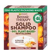 Garnier Botanic Therapy Ginger Recovery Solid Shampoo - спирала