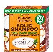 Garnier Botanic Therapy Coconut & Macadamia Solid Shampoo - маска