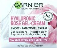 Garnier Hyaluronic Rose Gel-Cream - маска