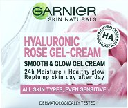 Garnier Hyaluronic Rose Gel-Cream - крем