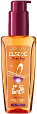Elseve Dream Long Frizz Killer Serum - Серум за дълга коса против наелектризиране - олио