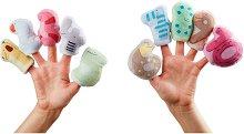 Цифри за пръстчета - играчка