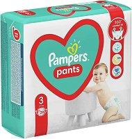 Pampers Pants 3 - Midi - продукт