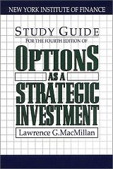 Options As a Strategic Investment (4th Edition Study Guide) -