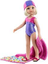 Кукла плувкиня Клаудия - 32 cm - кукла