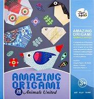 Оригами - Животни - несесер