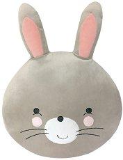 Плюшена възглавница - Bella The Bunny - детски аксесоар