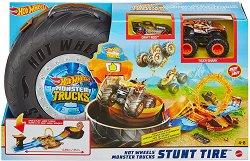 Писта с изстрелвачка - Stunt Tire - фигури