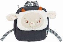 Раница за детска градина - Овчицата Nuage - играчка