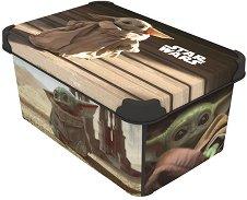 Кутия за съхранение - The Mandalorian - продукт