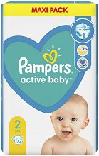 Pampers Active Baby 2 -