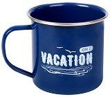 Метална чаша - On Vacantion -