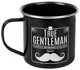Метална чаша - True Gentleman -