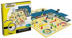 Комплект от 4 класически игри - Миньоните -