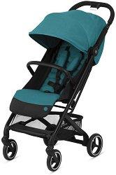 Комбинирана бебешка количка - Beezy: River Blue -