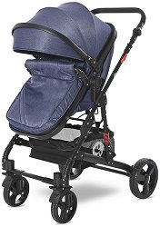 Комбинирана бебешка количка - Alba Classic -