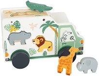 Камион за сортиране - Сафари -