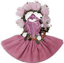 Дрехи за кукла с височина 32 cm - кукла