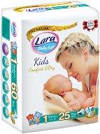 Lara Baby Soft Premium 1 - Newborn -